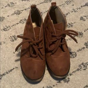 Dirty Laundry suede boot